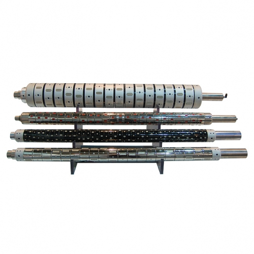 Pneumatic Differential Shaft